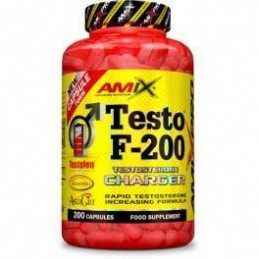 Amix Pro Testo F-200 250 tabs