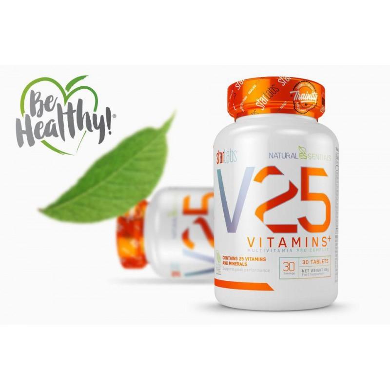 V25 VITAMIN+