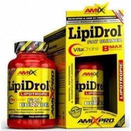 Amix Pro LipiDrol Fat Burner 120 caps