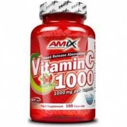 Amix Vitamina C 1000 - 100 caps