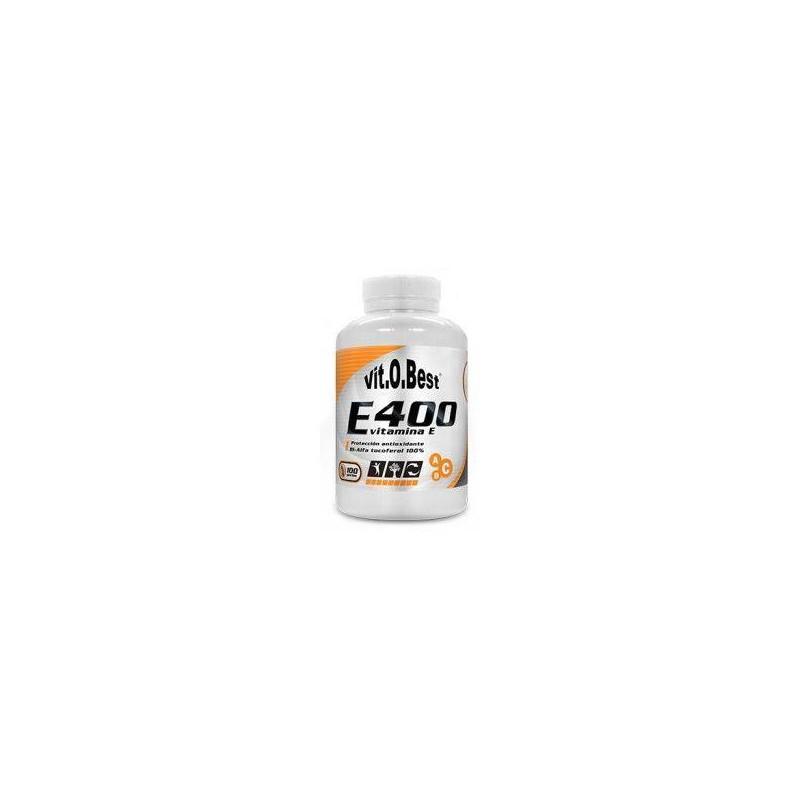 VitOBest E400 Vitamina E 60 perlas