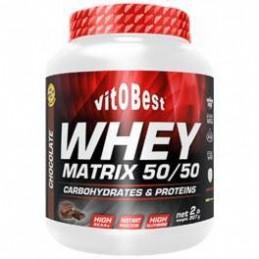 VitOBest Whey Matrix 50/50 907 gr