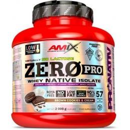 Amix ZeroPro Protein Native 2 kg