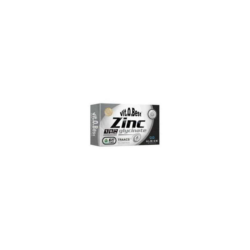 VitOBest Zinc Glycinate 60 caps