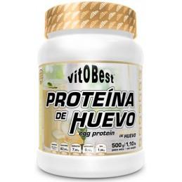 VitOBest Proteina de Huevo 500 gr