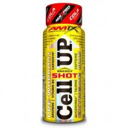 Amix Pro CellUp Energy Shot 20 viales x 60 ml