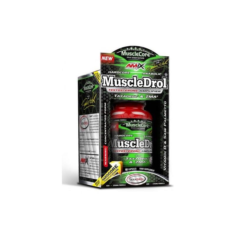 MuscleDrol (60caps) AMIX