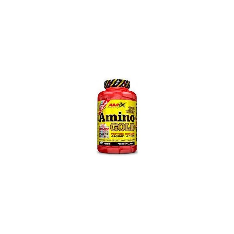 Amix Pro Whey Amino Gold 180 tabs