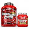 Pack Amix Iso Prime CFM 2kg + Gluta BCAA 300gr