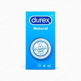 DUREX NATURAL CLASSIC 6 UDS