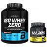 Pack Iso Whey Zero 2270gr   Amino Energy Zero 360g
