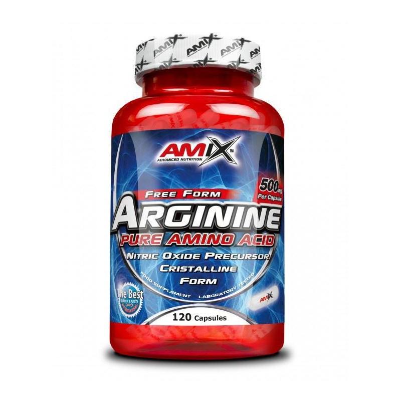 Arginine (120caps)