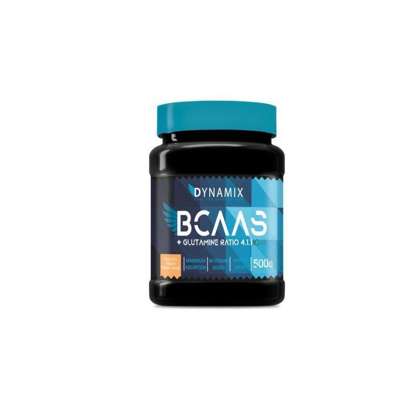 BCAA + Glutamina 4.1.1