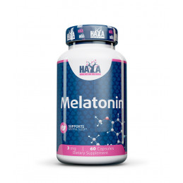Melatonina 5mg/60caps. -...
