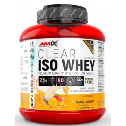 CLEAR ISO WHEY