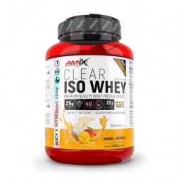 CLEAR ISO WHEY 1KG
